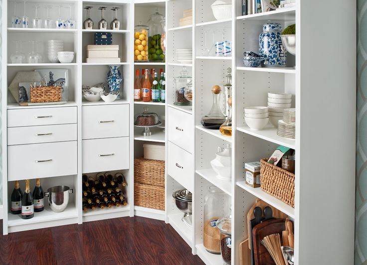 Awesome 225 Best Kitchen U0026 Pantry Images On Pinterest | Closet Shelves, Kitchen  Pantry And Product Display