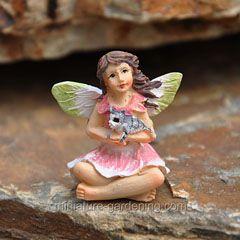 Tiny Fairy Bella – Garden crafts