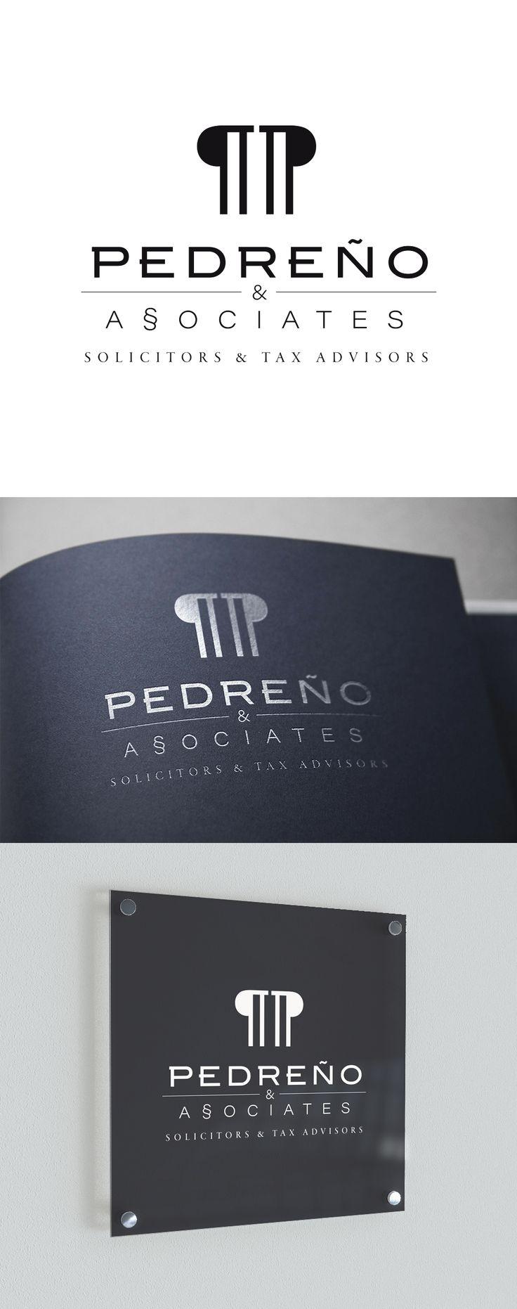 Pedreño & Associates Branding