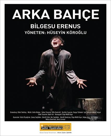 Arka Bahçe - İstanbul Şehir Tiyatroları (20.01.2013)