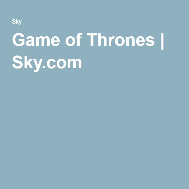 Game of Thrones | Sky.com