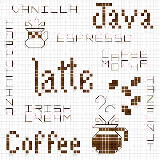 Lots of free cross stitch charts at Cross Stitch Happy