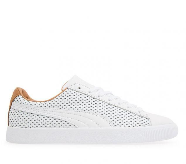 Shop Puma Mens Clyde Colorblock 2 Online | Platypus Shoes