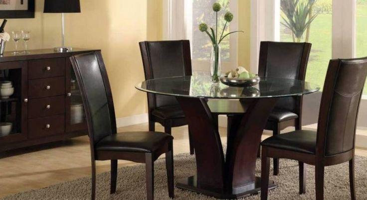 cristal a medida para mesa redonda de 90 cm