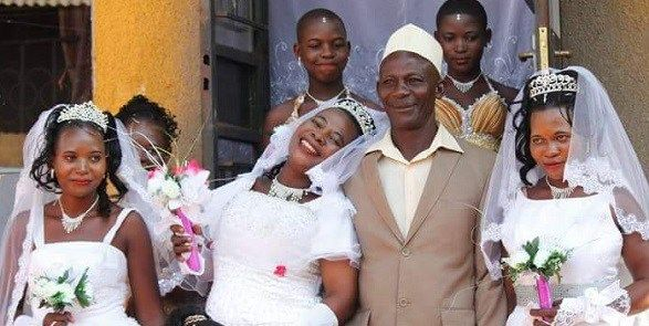 Officially...Archangel641's Blog: Man marries three women at once to save money!