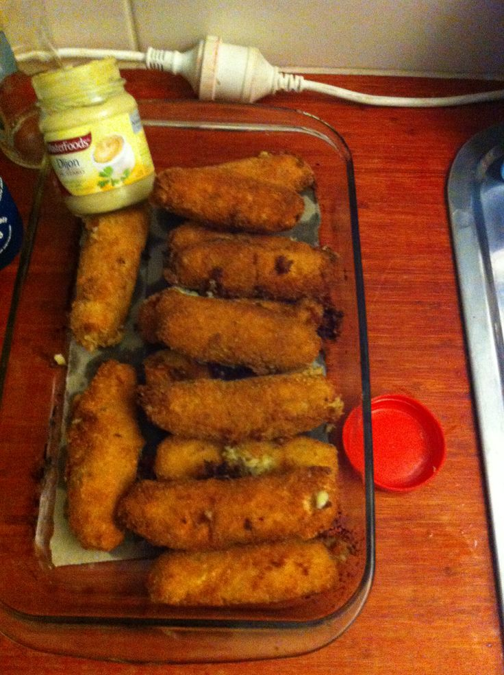 Dutch croquettes