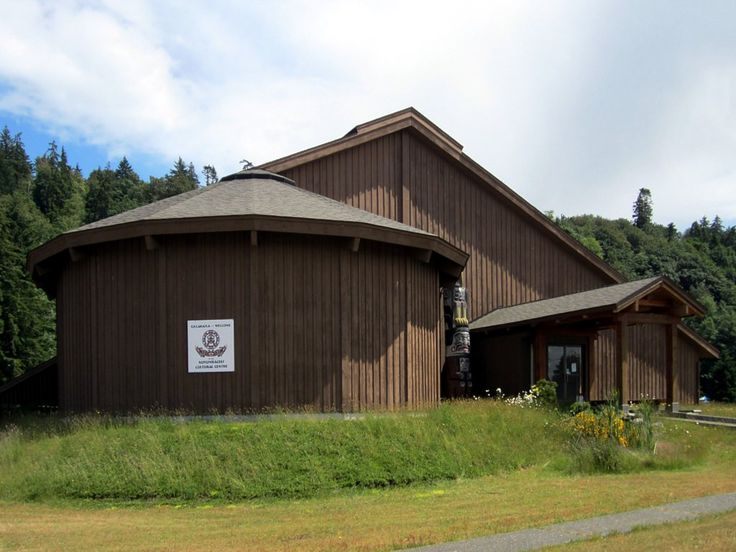 The famous potlach collection is housed in the Nuyumbalees Cultural Centre at Cape Mudge village on Quadra Island, British Columbia, Canada.