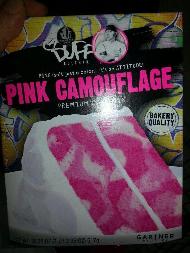 pink camo birthday cakes   Pinned by Darlene Spicer
