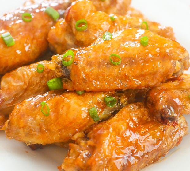ideas about Baked Orange Chicken on Pinterest | Bourbon Street Chicken ...