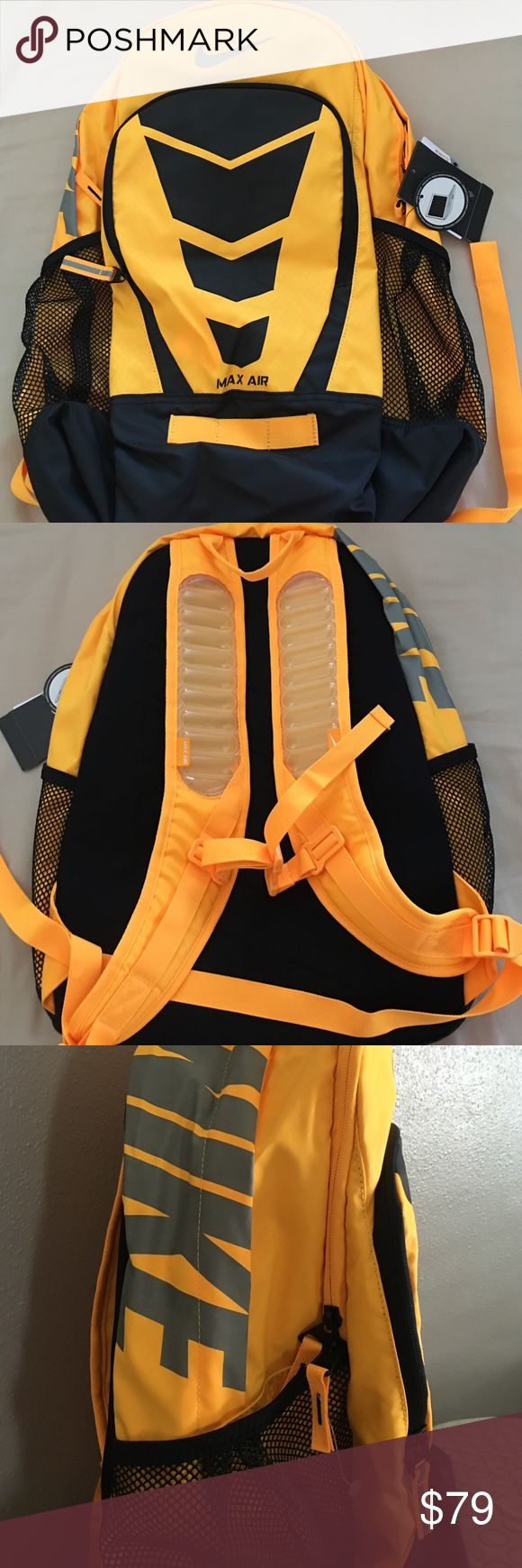 Nike Max Air Backpack. Nike Max Air Backpack. Nike Bags Backpacks