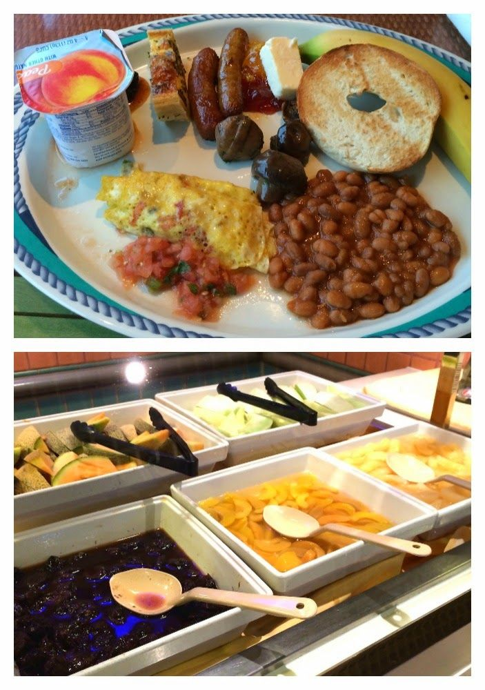 1000 images about princess cruise food on pinterest for Cruise ship with best food