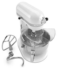 Refurb, $300, 575 Watt. ShopKitchenAid: KitchenAid® Refurbished Professional 600™ 6-qt. Bowl-Lift Bowl Stand Mixer RKP26M1XOB