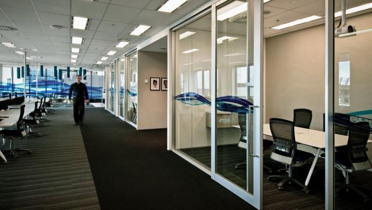 Deloitte offices interiors deloitte portfolio warren for Office design auckland