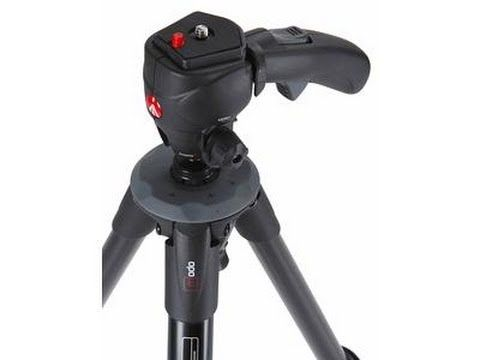 How To - Manfrotto 785B Improvement Mods - Tripod Modifications & MKC3-H01