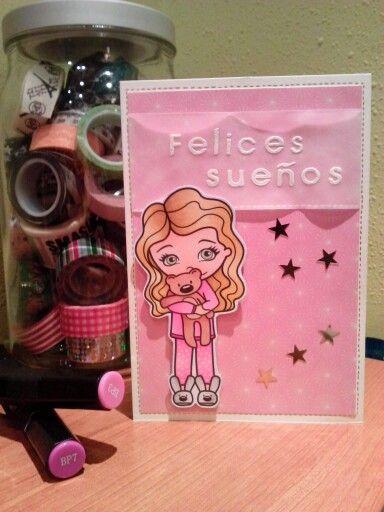Happy dreams/Felices sueños