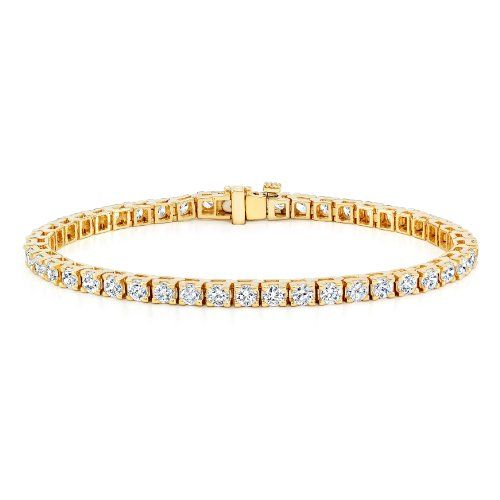 17 Best images about Gold Diamond Jewelry Bracelet on ...