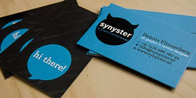 100 Fresh Creative Business Cards | Splashnology.com