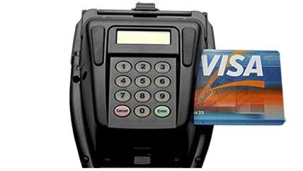 DataFlight Europe GT10 Chip&PIN handheld terminal creditcard