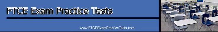FTCE Exam Practice Tests