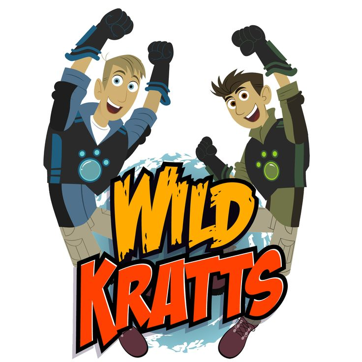 Wild Kratts ~ Join the adventures of Chris and Martin Kratt as they encounter incredible wild animals, combining science education with fun and adventure