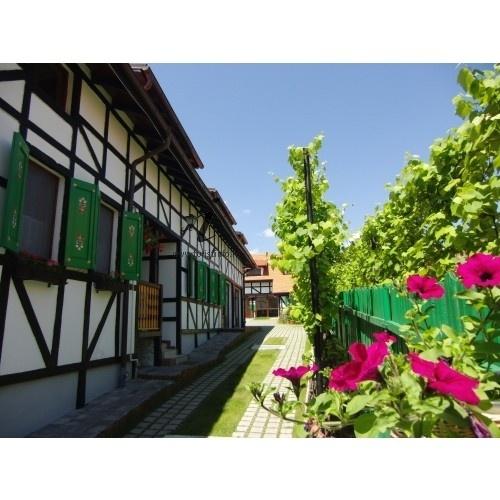 Cisnadioara, Romania...Casa Belvedere Cisnadioara/Sibiu
