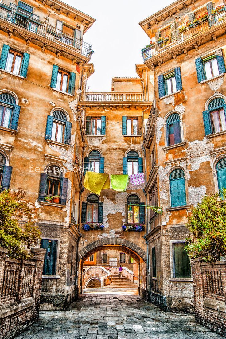 Joseph J Abhar - Venice, Italy