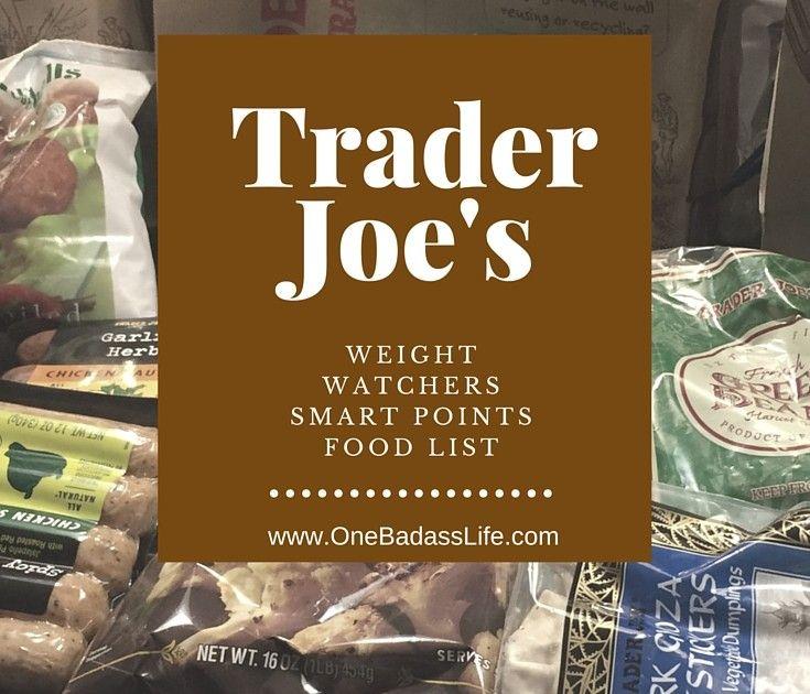 smart points food list pdf 2018