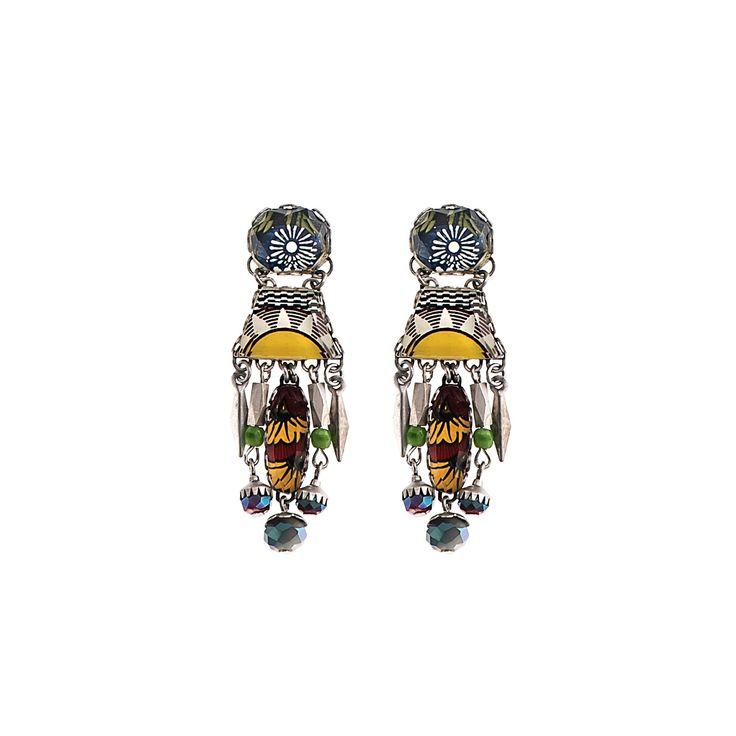 Havana Earrings Ayala bar  Radiance Collection Summer 2016