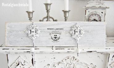 34 best garderoben images on pinterest coat storage style and shabby. Black Bedroom Furniture Sets. Home Design Ideas