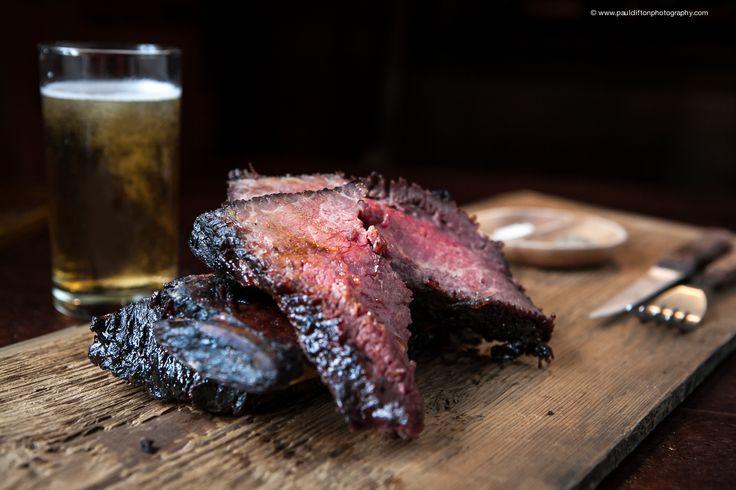 Beef rib & beer