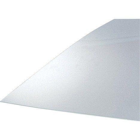 Plaque polystyrène transparent lisse, L.200 x l.100 cm x Ep.5 mm (56,5€) - LEROY MERLIN