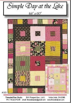 Good baby quilt pattern.
