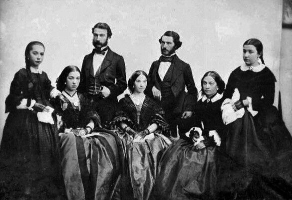 Chilenos del 1850