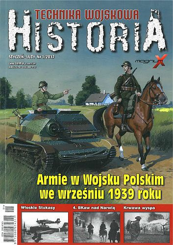 Technika Wojskowa Historia 1/2017