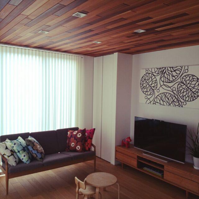 大人気♪マリメッコのウニッコ柄でおしゃれなお部屋作り   RoomClipMag