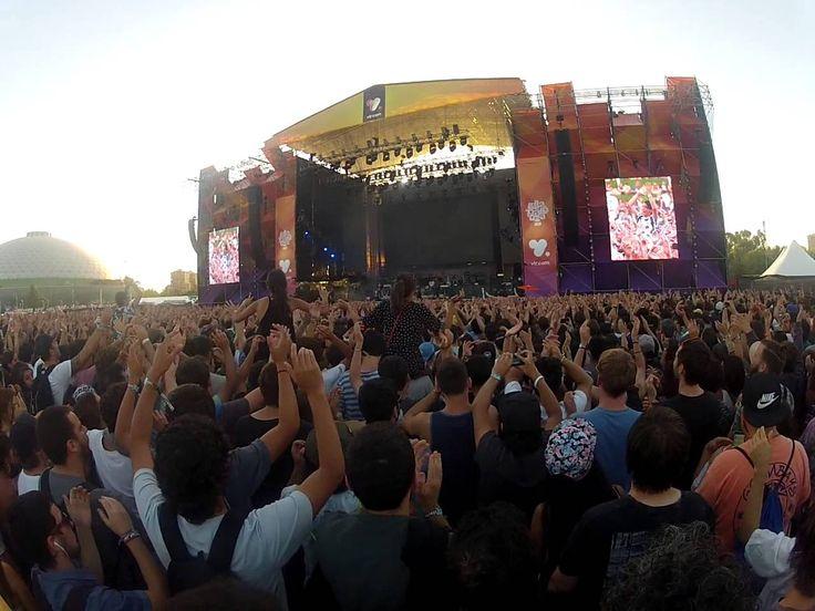 Mind Mischief - Tame Impala (Lollapalooza Chile 2016)
