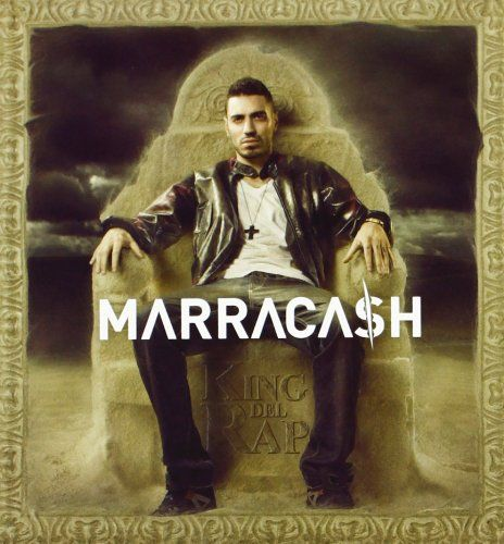 Marracash - King Del Rap-Roccia Music