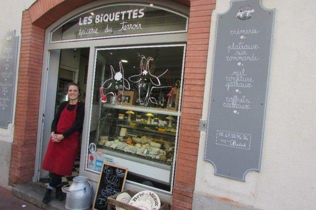 Le quartier Saint-Cyprien fait tout un fromage (et il a raison) de sa Crèmerie des Biquettes