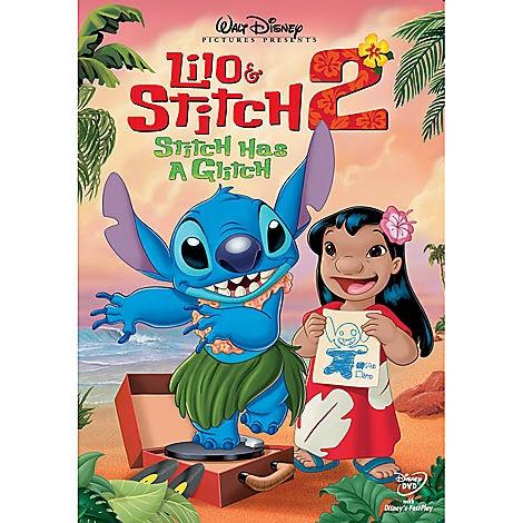 Lilo and Stitch 2: Stitch Has a Glitch DVD | Animation | Disney Store