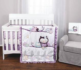 Buy Owl Always Love You 6 Piece Crib Bedding Set Online & Reviews