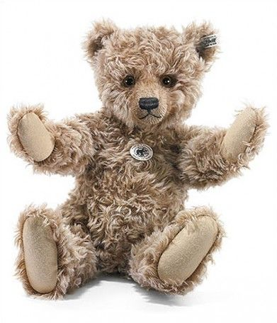 Steiff Teddy Bear Replica 1921, Caramel Tipped  EAN 403033