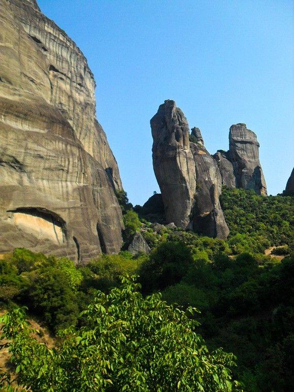 Καλαμπάκα: Ανάμεσα στους βράχους