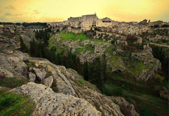 consiglio un w-end avventuroso...il Gran Canyon della Puglia! Gravina in Puglia.