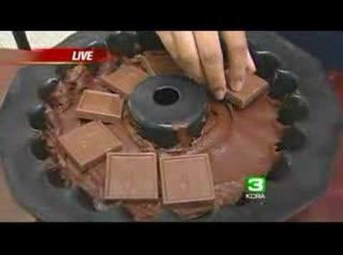 Cook Shares Tips For Award-Winning Chocolate Cake