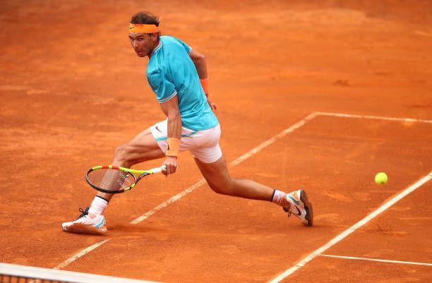 Rafael Nadal Wallpaper Italian Open 2019 Clay Tennis Court Photo Shot Tennis Outfit Best Tennis Rackets Tennis Players Tennis Clothes