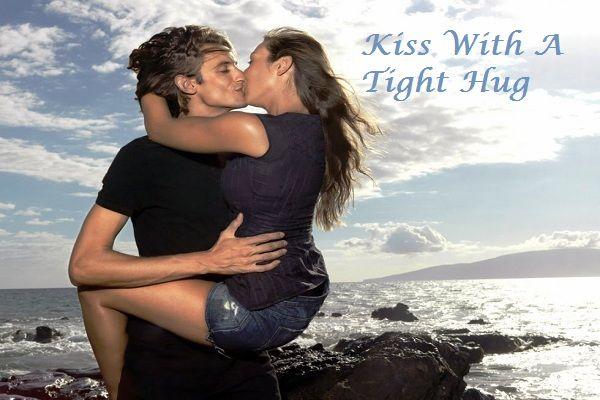 Romantic Couples kiss images