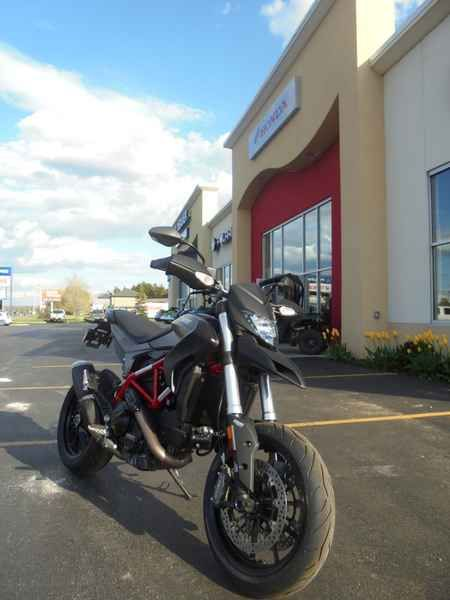 Used 2015 Ducati Hypermotard Motorcycles For Sale in New York,NY. 2015 Ducati Hypermotard, WHAT A DEAL!!!! $10,995 + Freight & Set up 2015 Ducati Hypermotard Licence to thrill The new Hypermotard offers all the power of a new generation 110 HP Testastretta 11° engine with the advanced technology of Riding Modes, Power Modes and the Ducati Safety Pack. Don't put the brakes on your energy: total control and extreme versatility allow you to attack any road in Hyper style. Features May Include…