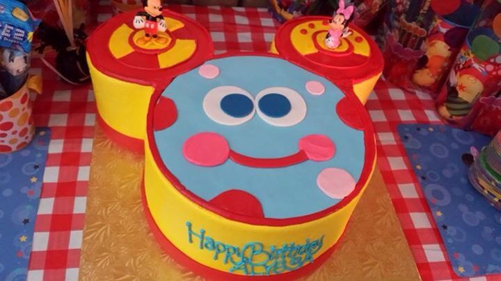 Oh Toodles cake