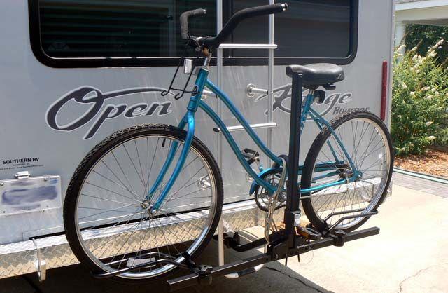 Choosing the right rv-bike-rack-hitch