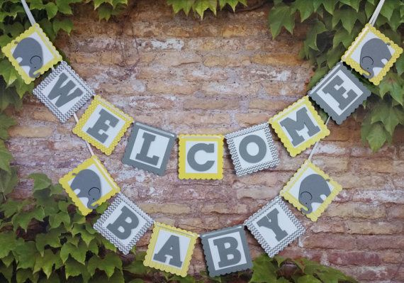 Hey, I found this really awesome Etsy listing at https://www.etsy.com/listing/232951716/welcome-baby-banner-welcome-baby-sign
